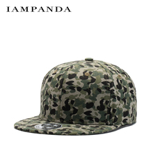 2017 Limited Dance Hall Customer Hats Male Ma'am Hip Hop Cap Fashion Joker Camouflage Spelling Light Plate Concise Flat Cotton