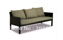 NEW!hot sale ! good quanlity outdoor rattan furniture sofa