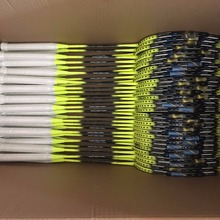 2017 New 3U professional badminton racket POWER CORE U3 adult badminton racquet 30T badminton rackets pre-strung paddle overgrip
