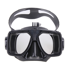 New Multi-function Diving Mask For GoPro Hero Action Camera Film Underwater Diving Snorkeling Equipment Swimming Training Mask