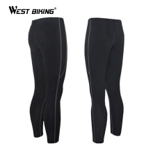 WEST BIKING Men Cycling Long Pants Quick Dry Sports Apparel Bicycle Bike Legging Running Fitness Compression Tights leggings