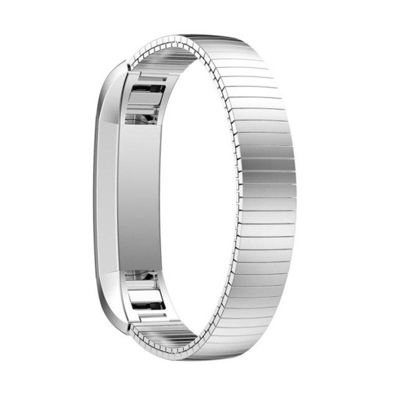 Sale !!! 14mm Luxury Genuine Stainless Steel Watch Band Wrist Strap For Fitbit Alta Tracker relogio feminino watchbands <br><br>Aliexpress