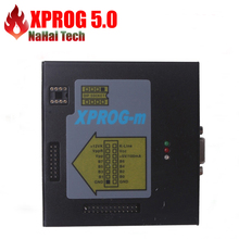 2017 Newest version Metal Full Adaptors X PROG M Programmer xprogm x-prog-m XPROG M V5.0 Diagnostic-tool