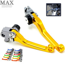 Buy new 5 colors optional foldable motorcycle clutch lever blue dirt bike cnc brake clutch levers suzuki RMZ 250 2004 for $21.85 in AliExpress store