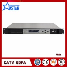 Catv edfa with 18dBm cable tv amplifier 1550nm(China)