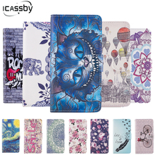 Buy Etui Flip Case Coque Sony Xperia XZ1 Compact Case Luxury PU Leather Wallet Phone Bags Cover Sony Xperia XZ1 Compact Case for $3.90 in AliExpress store