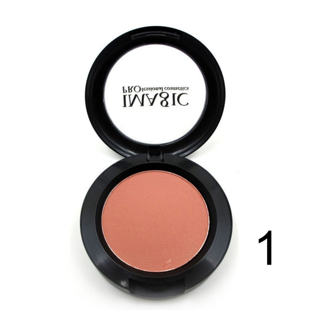 Women Cheek Beauty Blush Makeup Bronzer Blush Palette Stylish Cosmetic Shadows(China (Mainland))