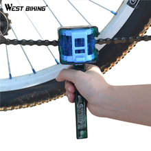 WEST BIKING Cycling Bike Machine Brushes Scrubber Wash Tool Ciclismo Bicicletas Mountain Bike Chain Cleaner Tools Kits