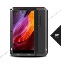 Buy Xiaomi Mi Mix Love Mei Metal Aluminum Armor life Waterproof Shockproof +Gorilla Glass Case Xiaomi Mix2 Protect Case for $28.50 in AliExpress store