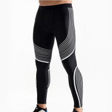 2017 Men's Elite Compression Tights Pants Brand Clothing Trousers Mens High Elastic Sweatpants Suitable For Indoor And Joggers