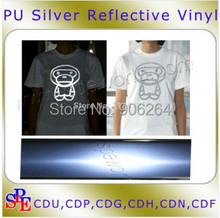 CDU-35 One Roll(25Mx0.5M) Promotion Now !!! Reflective Heat Transfer Film Vinyl