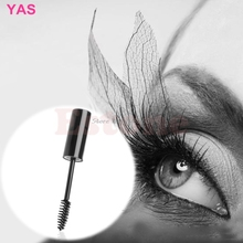 5x 10mL Empty Mascara Tube Eyelash Cream Vial/Liquid Bottle/Container Black Cap New #Y207E# Hot Sale