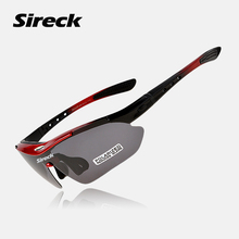 Buy Sireck Polarized Sport Sunglasses Fishing Glasses Eyewear Men Women UV400 Outdoor Climbing Hiking Goggles Cycling Bike Glasses for $14.99 in AliExpress store