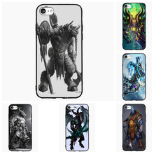 WOW World of Warcraft Cell Phone Case For iPhone iPod 4 5s 6s 7 Plus For Nokia Lumia N5 N6 HTC For Blackberry Cover Shell Gift(China)