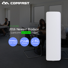 300mbps 2.4G CPE WIFI Router Outdoor AP Router WIFI Extende Wireless signal transmission r Access Point Bridge Client wifi 300M
