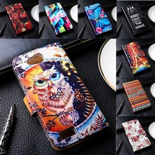 Cell Phone Covers For ZTE Blade A460/Q lux/X3/L5 Plus/V7 Lite/X5/X9/GF3 T320/Nubia Z11 mini S Cases PU Leather Bags Housings