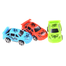 KIDS Mini Toy Cars Children Vehicle Toys Baby Birthday Christmas Gifts Best Random small Car Set for children(China)