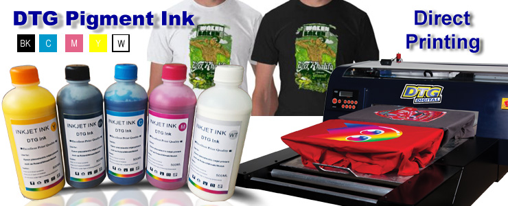 DTG ink