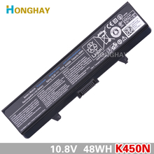 NEW K450N original laptop Battery For Dell Inspiron 1525 1526 1545 1546 1440 X284G GW240 GW252 GP952 rn873  Vostro 500 0D608H