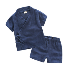 Casual Kids Clothes Baby Boy Summer Clothes Set  Shirt + Pants Shorts Childrens Toddler Boy Clothing Set Baby Clothes for Boys
