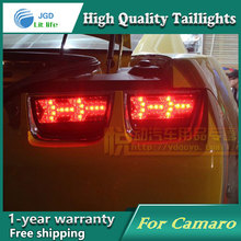 Car Styling Tail Lamp for Chevrolet Camaro taillights Tail Lights LED Rear Lamp LED DRL+Brake+Park+Signal Stop Lamp