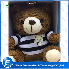Plush Toy energizer Bear  6000mAh External Battery Backup Cute Portable Charger Universal Powerbank for iPhone &AndroidPhone