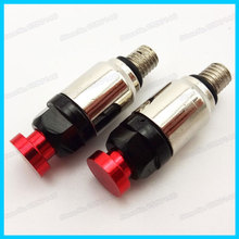 Red 5x0.8mm Front Fork Air Bleeder Valves For Motocross Pit Dirt Bikes CRF XR KLX TTR SSR Thumpstar(China)
