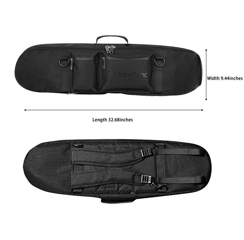 Maxfind skateboard bag carry