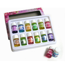 12pcs/lot 3ML Indoor Deodorant Air Fresh Include 12 Kinds Fragrance Use with Aroma Furnace, Aroma Lamp, Humidifier