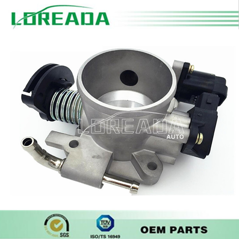 Orignial Throttle body  D50L for UAES  system Engine Displacement   BYD473QB 1.5L   Bore size 50mm Throttle valve assembly<br><br>Aliexpress