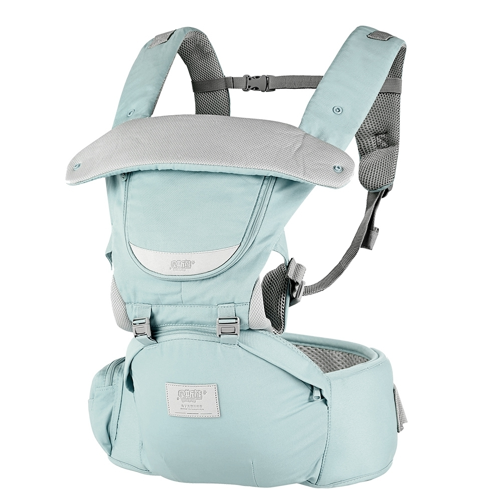 Backpacks & Carriers 2019 New Style Bethbear 3 In 1 Hipseat Ergonomic Baby Carrier 0-36 Months Buckle Comfortable Mesh Wrap Infant Sling Backpack For Baby Kids Activity & Gear
