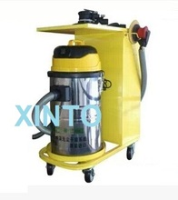 220V Auto dust free dry dust suction type polishing tool, collecting polisher, mill machine, dry grinding integrated system