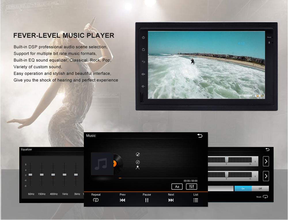 4G SIM LTE Network Ownice C500 Octa 8 Core Android 6.0 2G RAM 2 Din Car DVD GPS Navi Radio Player For VW Skoda Octavia 2 bt