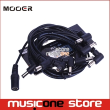 "MOOER ""Mary Chain"" Series PDC-8A Angel head 8 way pedal power cable"