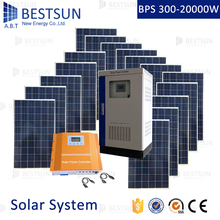 20000 W Excellent china new product solar power system Free maintenance type solar battery solar power system off grid