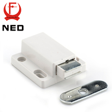 NED Cabinet Catch Kitchen Door Stopper Drawer Soft Quiet Close Magnetic Push to Open Touch Damper Buffers For Furniture Hardware