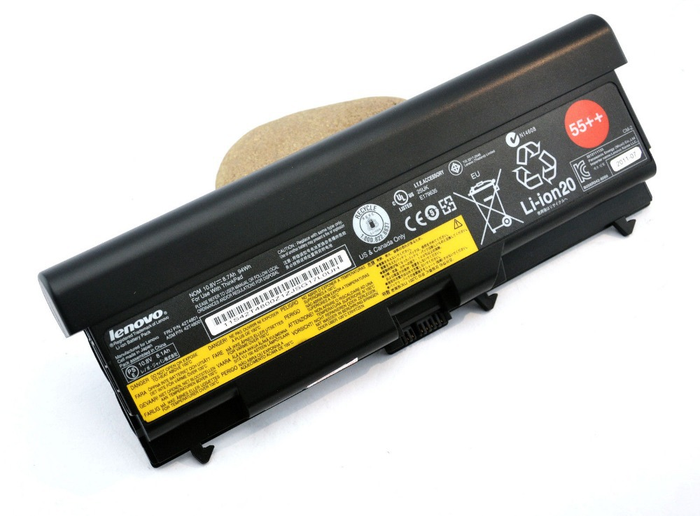 Brand New 9 cellls 94Wh Original Battery for Lenovo ThinkPad T410 T410i T420 T510 T510i T520 T520i W510<br><br>Aliexpress