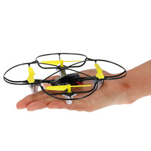 GoolSky 2.4GHz Remote Control One-key Motion Mini Smart RC Drone Gesture Control RC Quadcopter with 360 Flips Helicopter Toys(China)