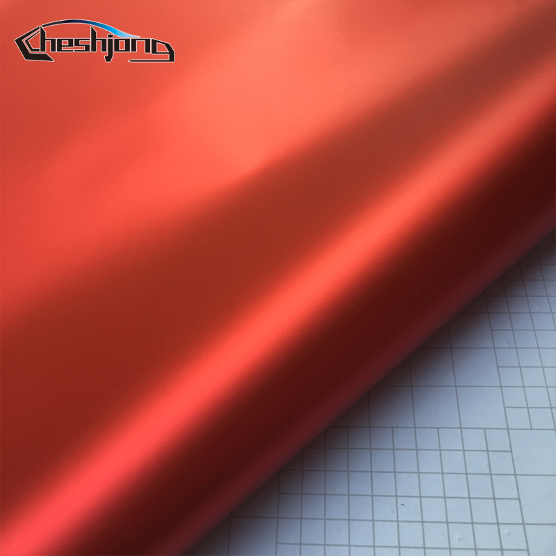 Metallic-Red-Matte-Chrome-Vinyl-6