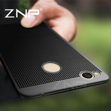Buy ZNP Heat dissipation phone hard Back PC Cases Xiaomi Redmi 4x 4 Pro 4A Full Cover Case Redmi 4 4X 4A 4Pro Protect shell for $3.99 in AliExpress store