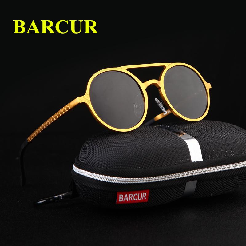 نظارات شمسية للحماية من اشعة الشمس بعدسات بلورايزد 3