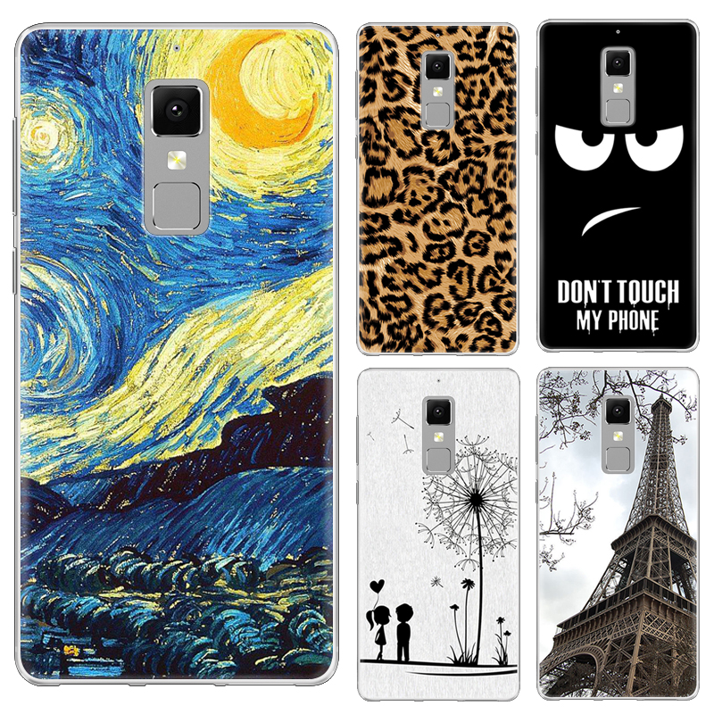Phone case Elephone S3 ElephoneS3 5.2-inch Cute Cartoon High Painted TPU Soft Phone Case Silicone Skin Back Cover