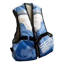 Child Kids Baby Buoyancy Aid Swimming Sailing Floating Life Jacket Life Vest with Crotch Strap