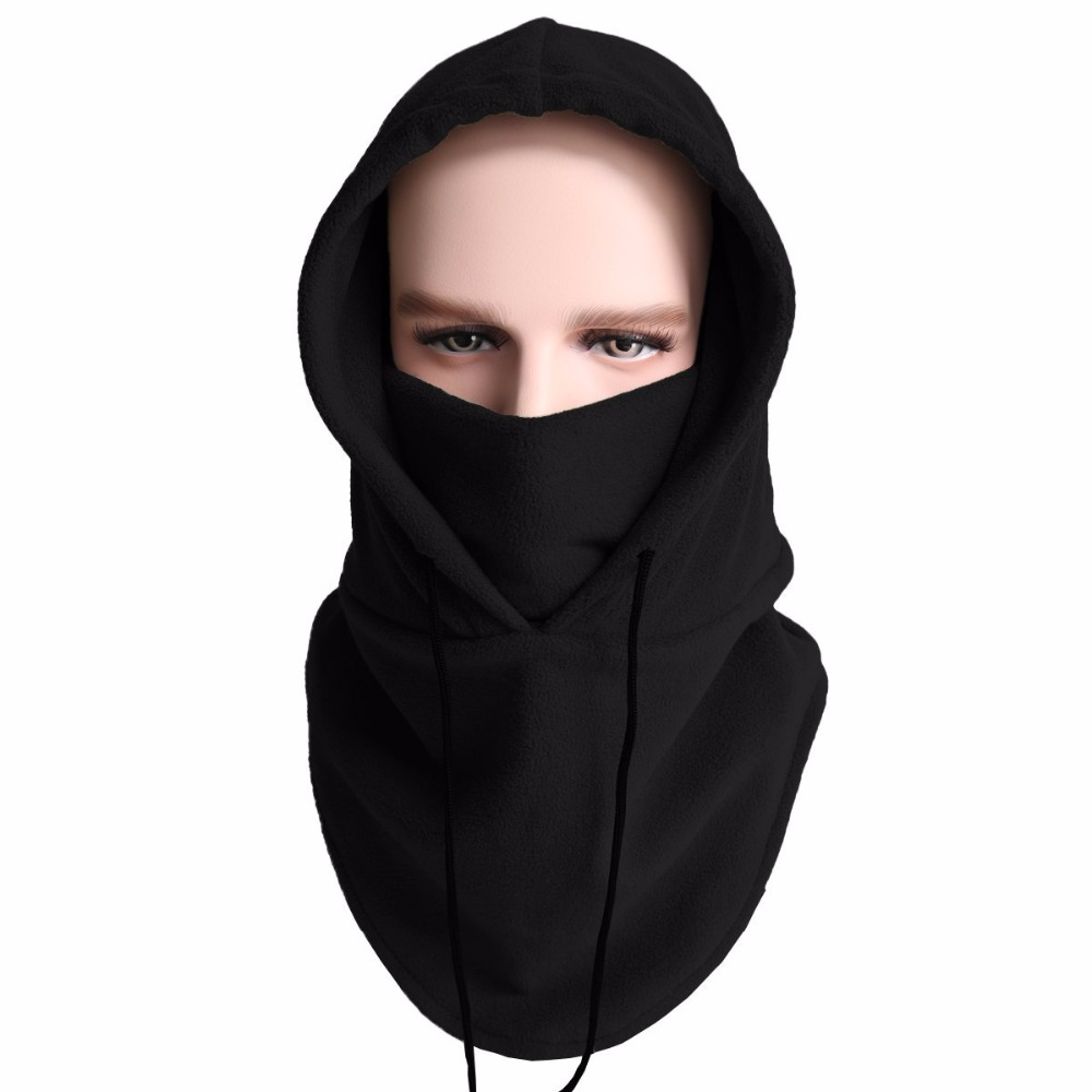 Windproof Ski Mask - Winter Warm Balaclava - Cold Weather Face Mask Motorcycle Neck Warmer Running d