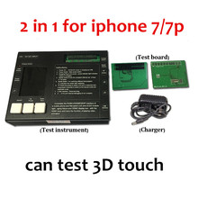 2 in 1 LCD Tester display & Digitizer Touch screen test board for iPhone 7 7plus