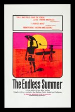 The Endless Summer Classic Retor Movies Propaganda Poster Vintage Retro Decorative DIY Wall Stickers Home Posters Art Bar Decor