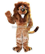 King lion simba Alex LEO mascot costume custom fancy costume anime cosplay kits mascotte fancy dress carnival costume