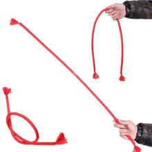 Hot Sale Magic Stiff Rope Close Up Street Trick Kids Party Show Stage Bend Soft Tricky Magic Trick Toy Comedy Free Shipping