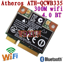 Replacement for HP Laptop 690019-001 689457-001 733268-001  Atheros AR9565 QCWB335 Mini PCIe WLAN WIFI Wireless Bluetooth Card