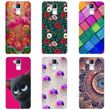 Soft Cover for Doogee Y6 Case Printed Protector TPU Silicone Back Cover Phone Case for Doogee Y6 5.5 inch Bags Funda